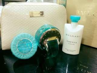 REPRICED Bvlgari Omnia Paraiba Gift set for women