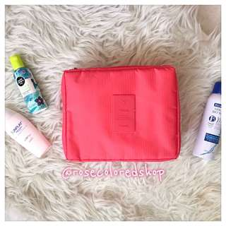 Travel Cosmetic/Toiletry Bag