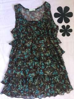 Preloved Ruffled Dress