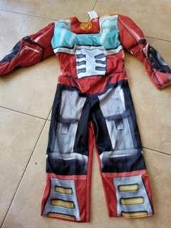Original transformers costume