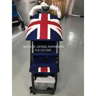 MINI XS UNION JACK CLASSIC