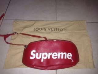 Supreme LV waist bag