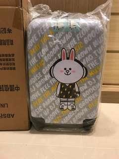 Line Friends 兔兔行李箱 20吋 全新