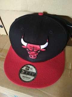 Topi new era Chicago Bulls Authentic #mausupreme
