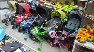 Variety baby kids stroller