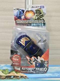 Transformers Takara UN13 Tracks