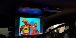 15.6 inch TV monitor screen