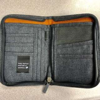 Passport Holder 護照袋 証件袋 Gray Color 灰色