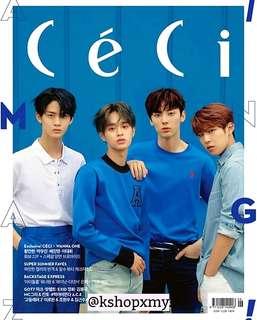 Ceci Magazine : June Edition 2018 - Wanna One