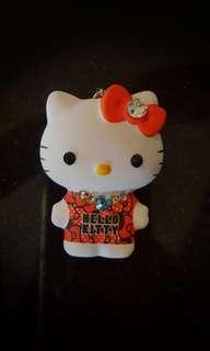 Hello Kitty Ezlink Charm EzCharm Ez Charm with Crystals
