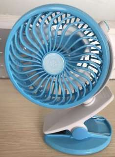 充電式風扇