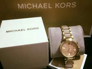 REPRICED Original Michael Kors Sawyer  MK 6360 Watch