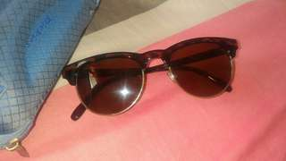 Authentic Dickies Sunglasses w/ case + cloth bought for 1k+