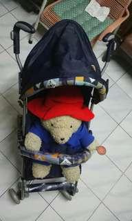 Stroller bayi dan anak COMBI Family