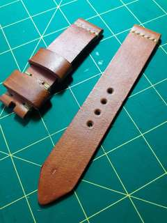 Handmade watch Straps