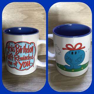 Wishing birthday cup