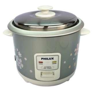 Philux PL-10 Rice Cooker 1.0L