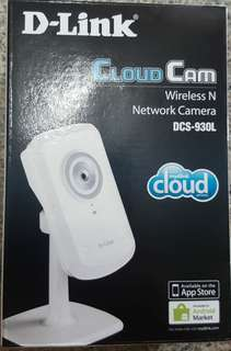Dlink DCS-930L Cloud Camera