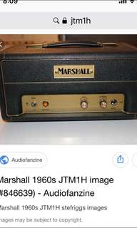 Jtm or jcm 1 watt