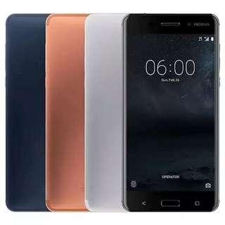 NOKIA 6 Android, cicilan tanpa CC bisa loh proses cuma 3 menit