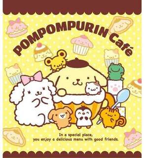 [WTS] POMPOMPURIN OFFICIAL ITEMS (MUG & COASTER)