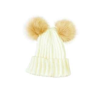 FA148 女款 秋冬保暖帽子