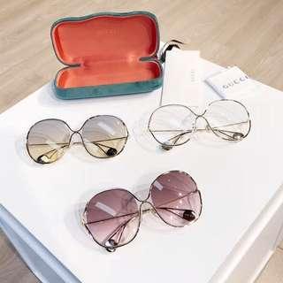 正品 Gucci 珍珠系列太陽眼鏡🕶️