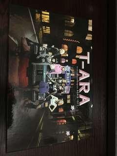 T-ARA CD連多張靚靚卡相