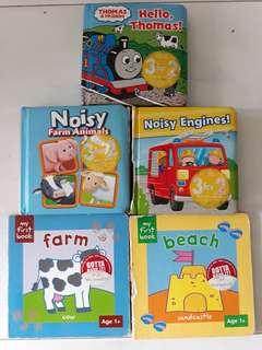 Children board books