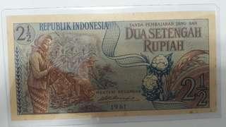 1961 Republik Indonesia