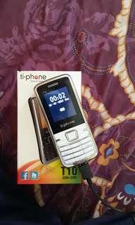 Ti.phone t10 baru tidak pernah di pake cmn baru dibuka saja.