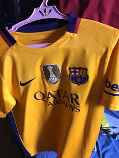 Authentic Nike FCB jersey XS
