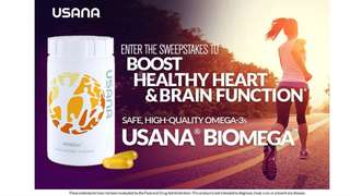 Usana biomega/cellsentials