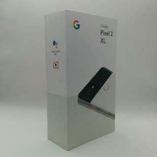 Sg White Google Pixel 2 Xl 64gb  MHMAY