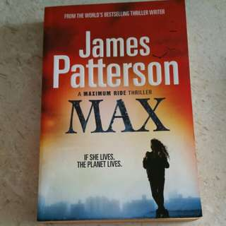 Books - Author James Patterson