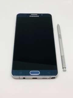 Samsung Note 5 Black
