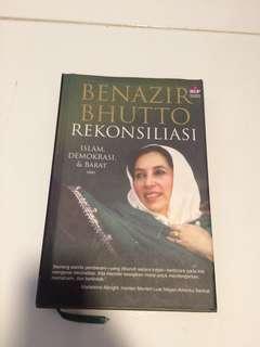 Benazir Bhutto Rekonsiliasi