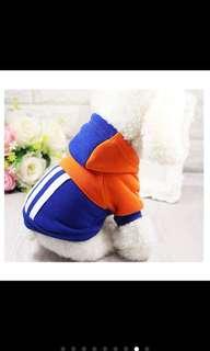 🚚 寵物衣服-帽T