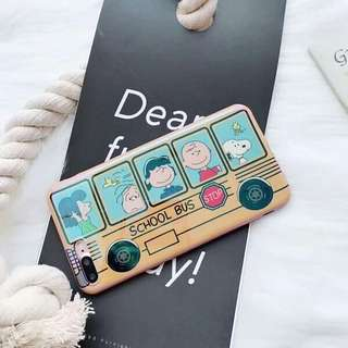 Snoopy Bus Case