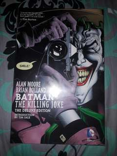 Batman The killing Joke : Deluxe Ed