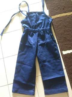 Denim jeans Overall
