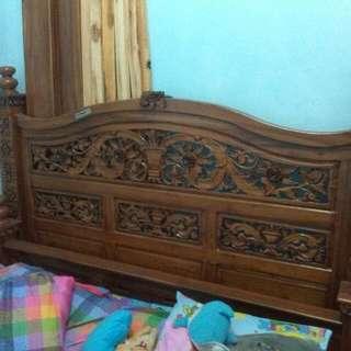 Kerangka Ranjang/Tempat Tidur