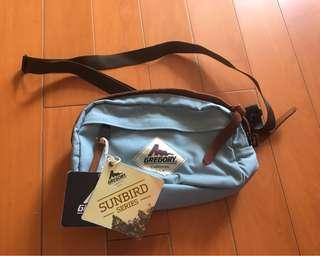 Gregory cardiff pouch sax blue sunbird series