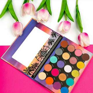 BH Cosmetics ❤ Weekend Festival Palette ❤ Grab Now  In Stock Weekend Festival Palette Marvycorn Unicorn Palette   WhatsApp 64672852 or DM us anytime