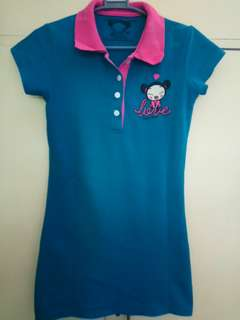 PUCCA Colored Polo Shirt