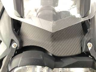 BMW R1200GS LC Carbon Cockpit Wind Screen