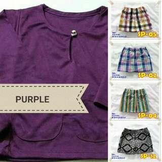 Baju Melayu Samping Baby