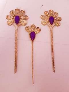 Vintage hairpins / cucuk sanggul