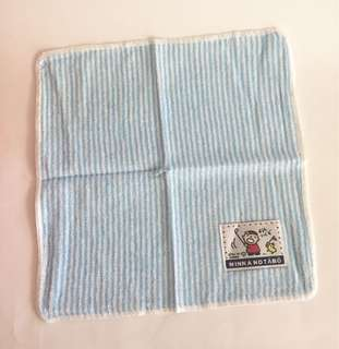 Sanrio vintage 大口仔 方型毛巾 1991