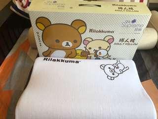 Brand new Rilakkuma adult pillow